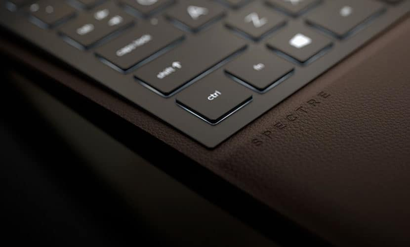 hp spectre folio 13 backlite keyboard