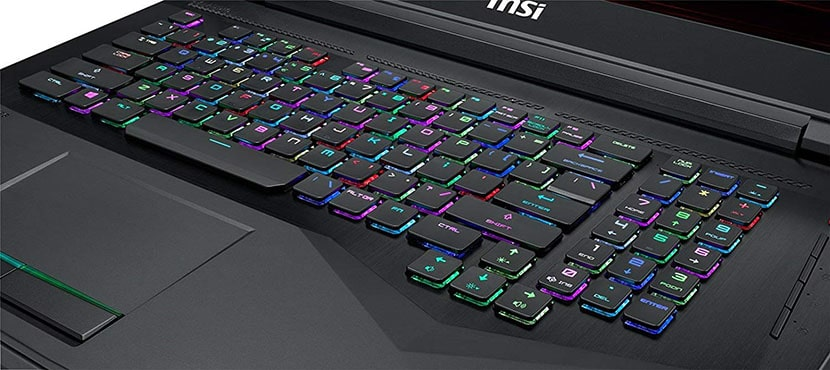 mechanical gaming keyboard msi gt75 titan-056 and titan-057