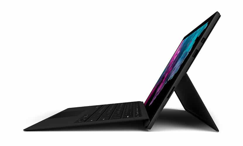 new surface pro 6 design