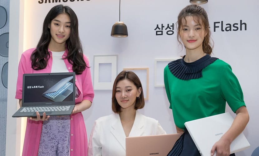 samsung notebook flash launched in korea featured