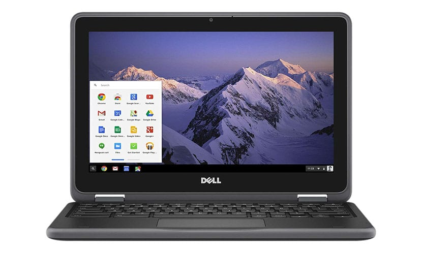 dell inspiron chromebook 11 3181 overview