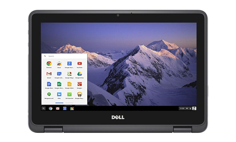 display dell inspiron chromebook 11 3181