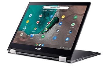 Acer Chromebook Spin 13 CP713-1WN-53NF Convertible Laptop​