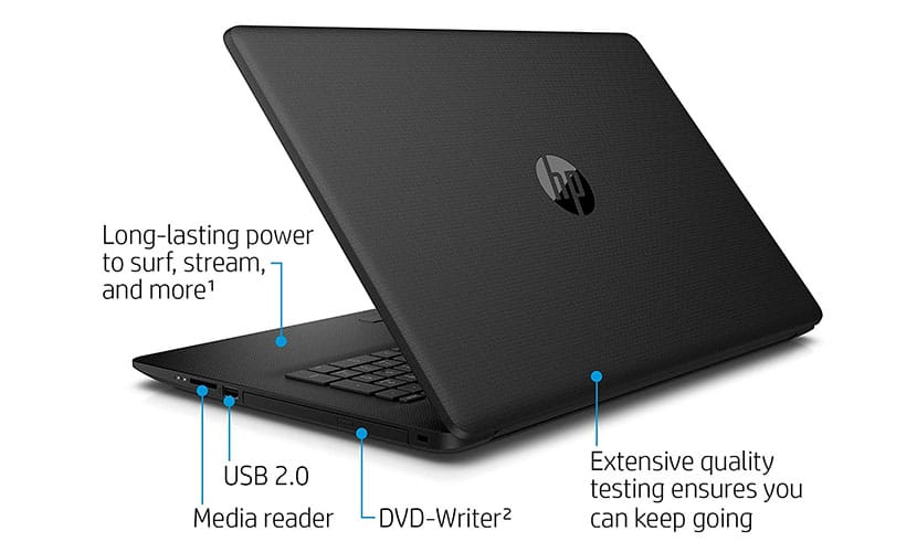 design hp 17-by0010nr 17-inch laptop