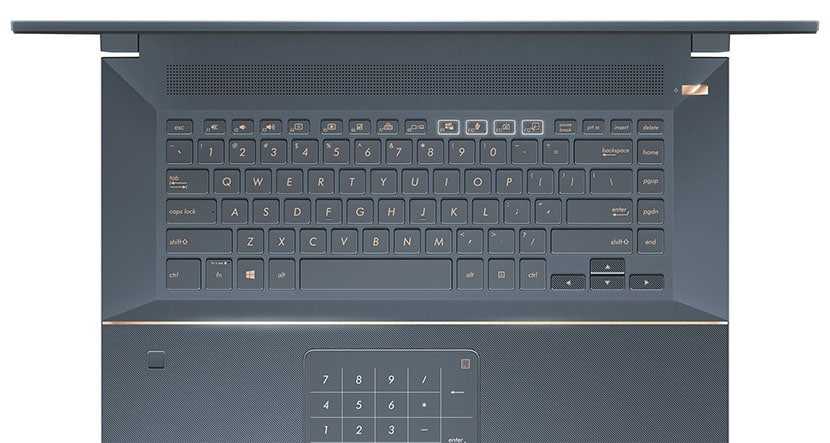 touchpad asus studiobook s w700