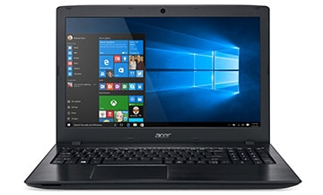 Acer Aspire E 15 E5-576-392H – Best 15 inch Laptop Under $500​