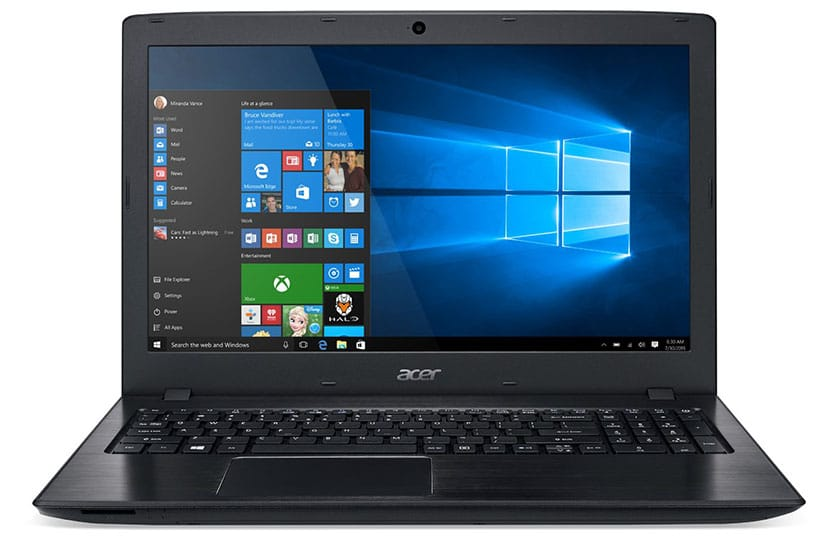 Acer Aspire E 15 E5-576-392H – Best Cheap Laptop for Students Under $400