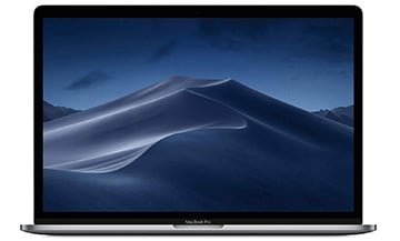 Apple MacBook Pro – Best 15 inch Mac Laptop​