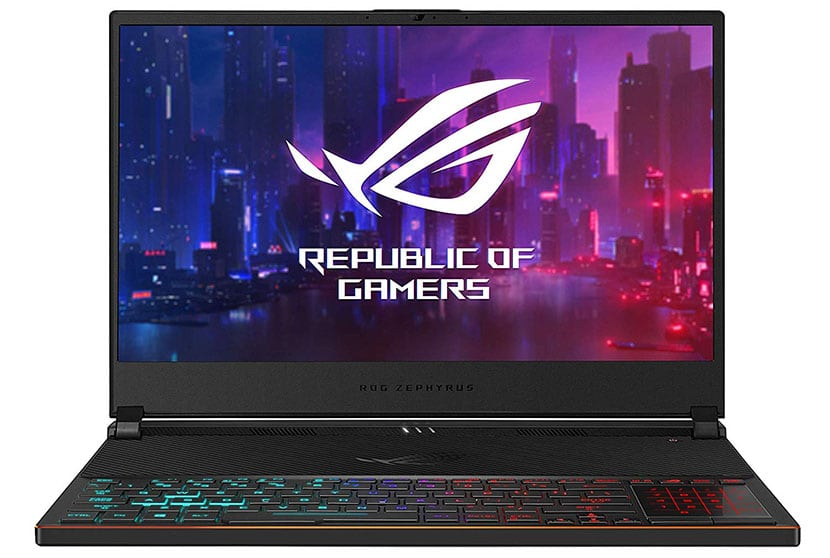 ASUS ROG Zephyrus S GX531GW-AS76 – Best Laptop for Students and Gaming