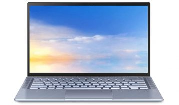 asus zenbook 14 ux431fa-es51 74 laptop review