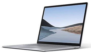 surface laptop 3 15-inch
