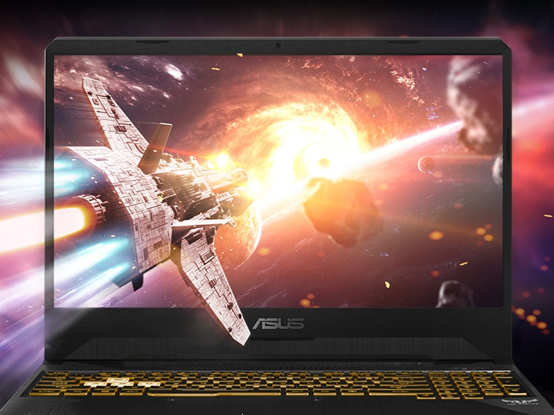 120hz display asus tuf505du-eb74
