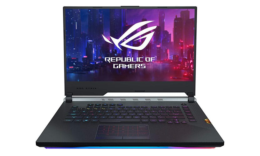 asus rog strix scar iii g531gw-db76 review