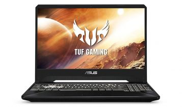 asus tuf fx505dt-eb73 gaming laptop review