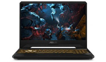 asus tuf505du-eb74 gaming laptop review