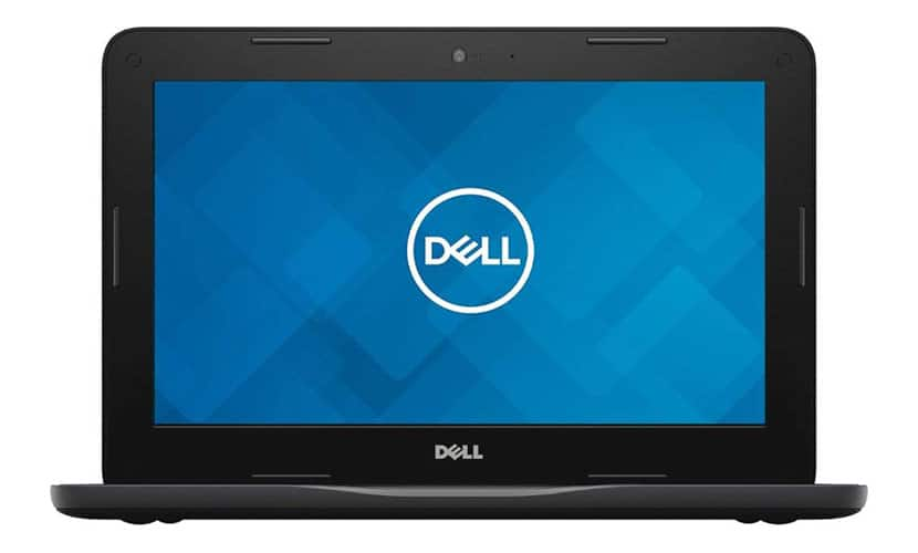 Dell Inspiron Chromebook 11 3181 2-in-1 Laptop