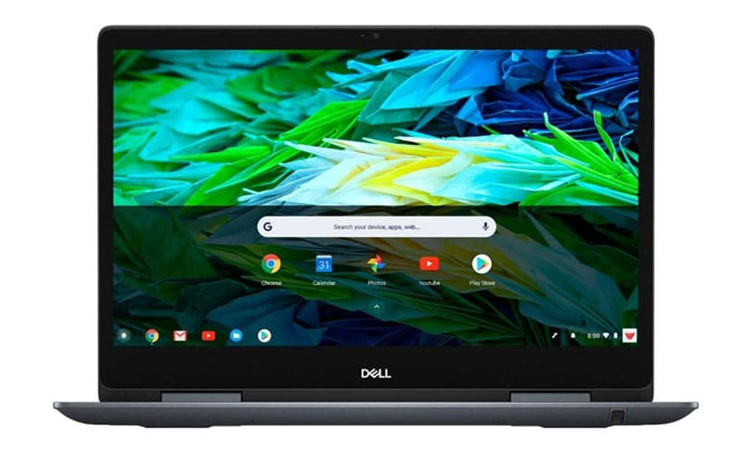 dell inspiron chromebook 14 7486 2-in-1 review