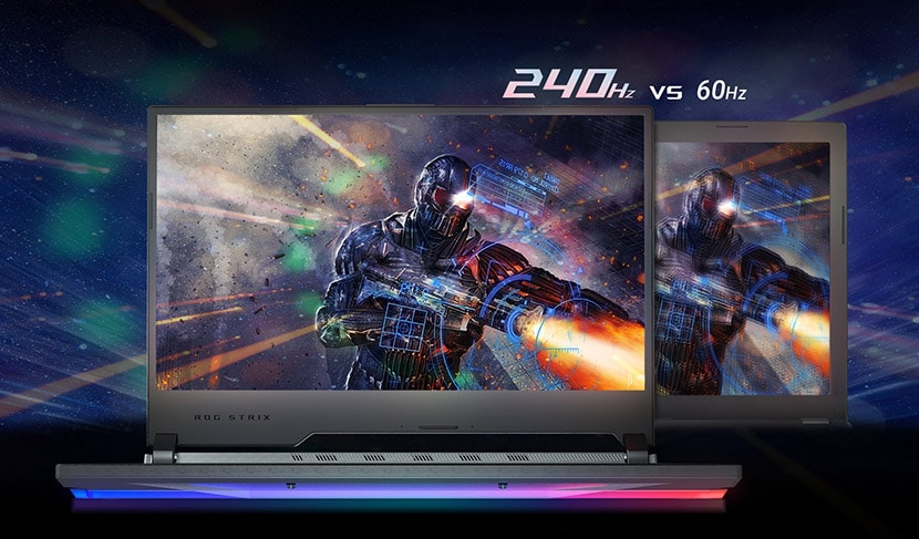 display asus rog strix hero iii