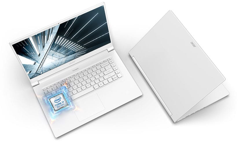 performance acer conceptd 5