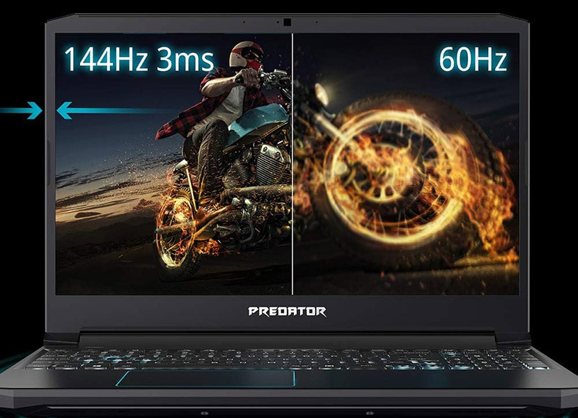 display acer predator helios 300 ph315-52