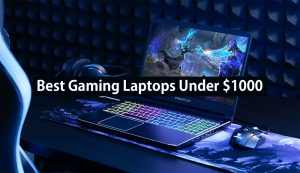 gaming laptops under $1000