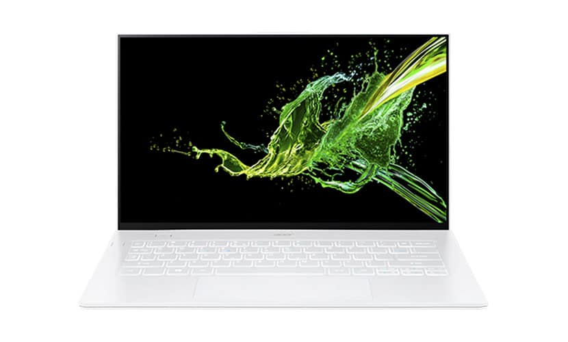 acer swift 7 white edition laptop (sf714-52t-73cq)