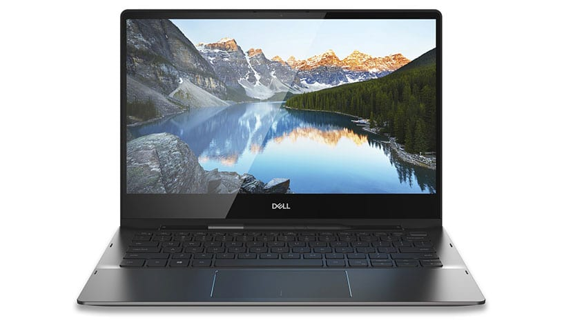 display dell inspiron 13 7390 2-in-1 black edition