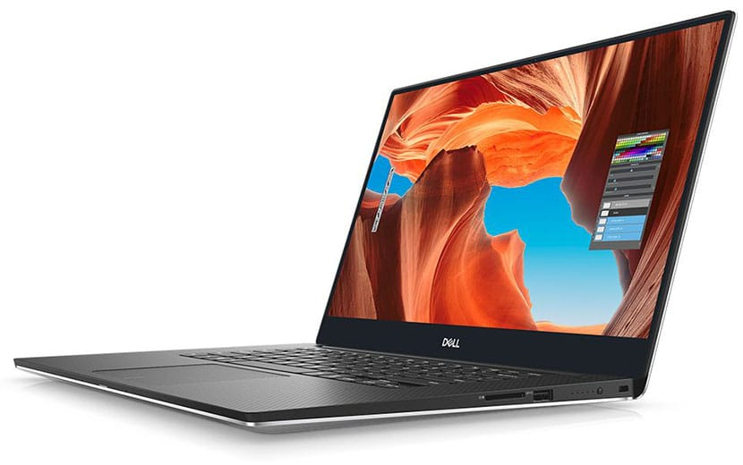 performance dell xps 15 7590