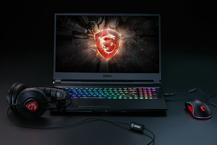 msi gl75 gaming laptop