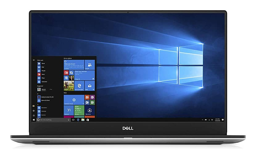 new dell xps 15 7590 laptop