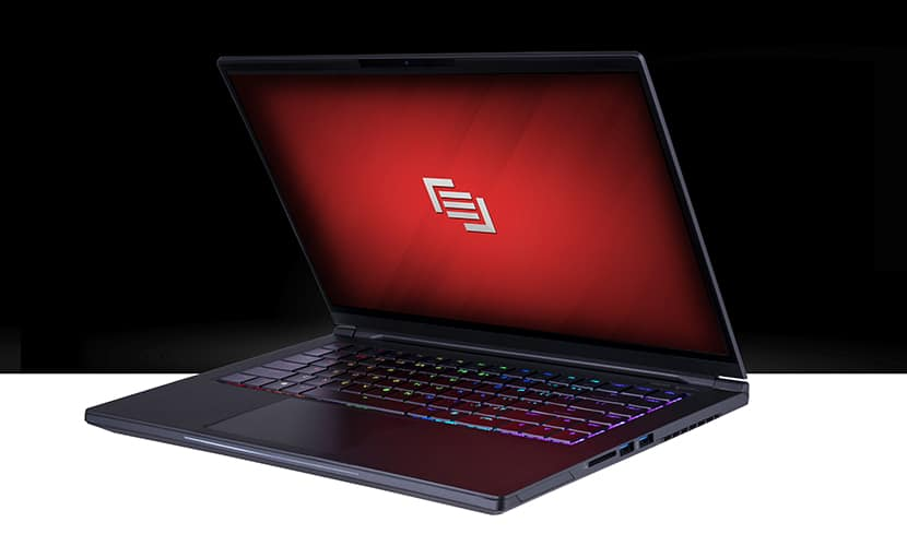 maingear element gaming laptop