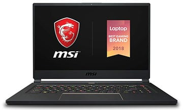 msi gs65 stealth-432 gaming laptop
