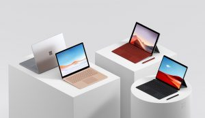 surface laptop 3 vs surface pro x vs surface pro 7