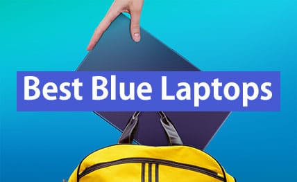 best blue laptop