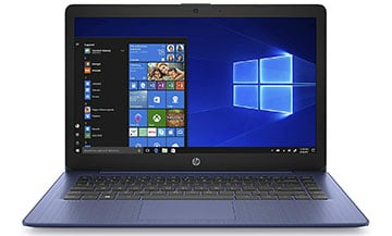 hp stream 14-inch royal blue