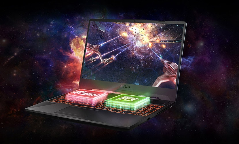 performance asus tuf gaming a15