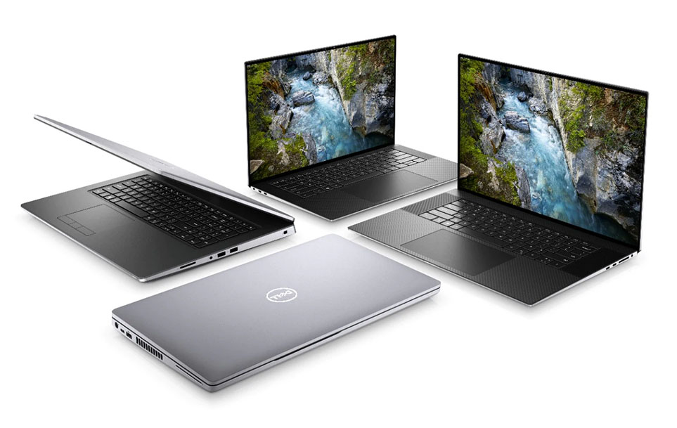 dell xps 15 9500, xps 17 9700, and 2020 precision designs leaked