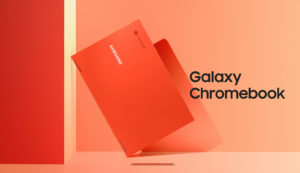 samsung galaxy chromebook red