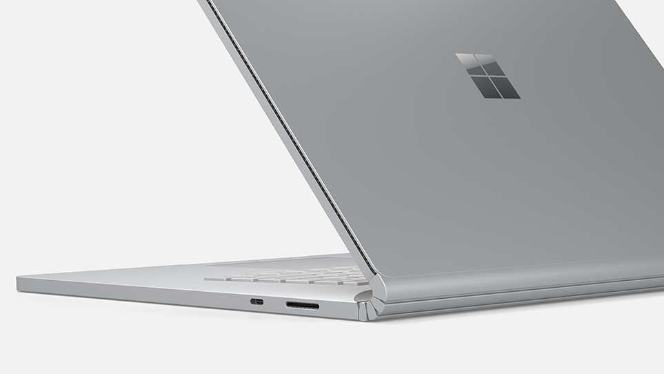 Surface Book 3 design