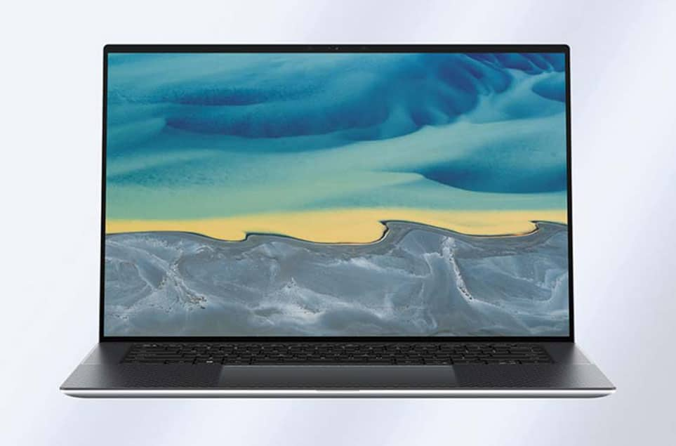dell xps 15 9500 review