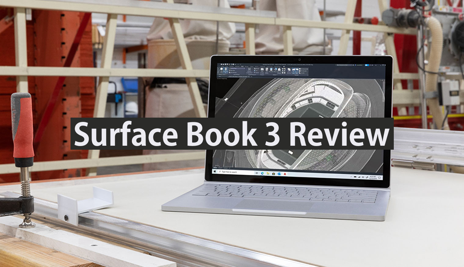 surface book 3 review