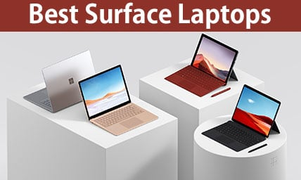 best surface laptop
