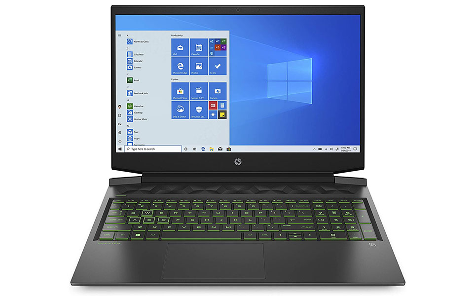 hp pavilion 16-a0020nr 16-inch gaming laptop