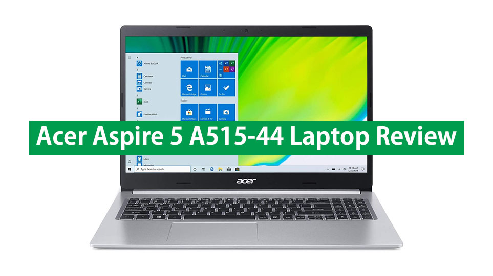 acer aspire 5 a515-44 budget laptop review