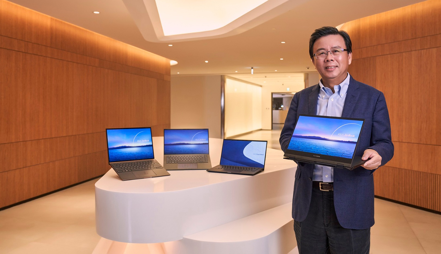 asus unveils new 11th gen laptop lineup