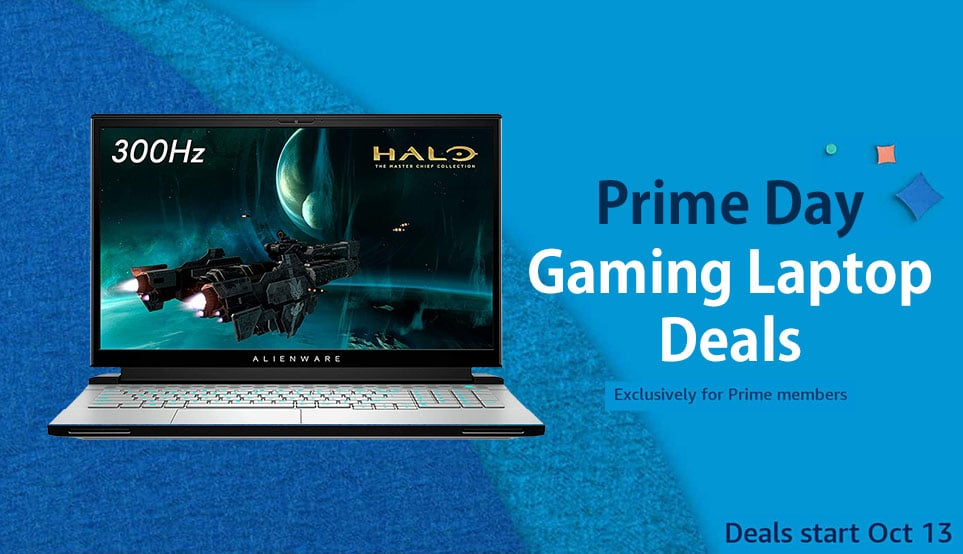 best prime day gaming laptop deals 2020
