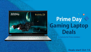 best prime day gaming laptop deals