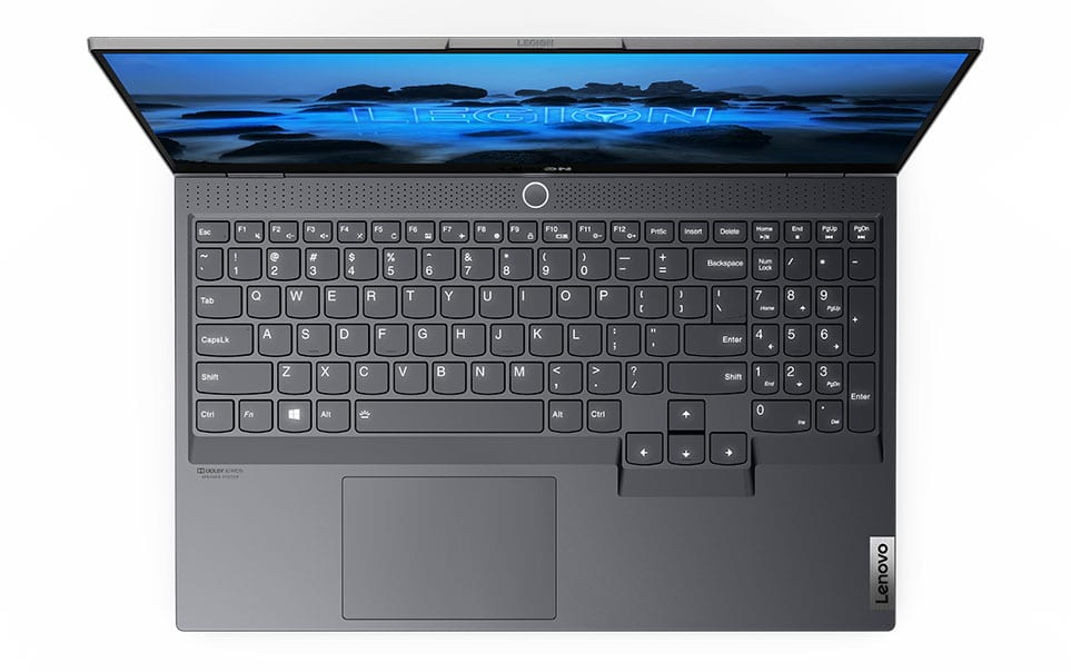 lenovo legion slim 7 AMD keyboard