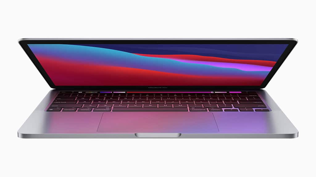 Apple new macbook pro with m1