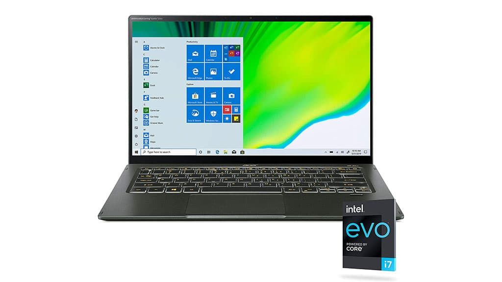 acer swift 5 sf514-55ta-74ec